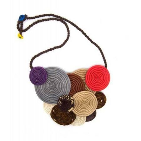 Zaza Bib Necklace - Songa Designs International